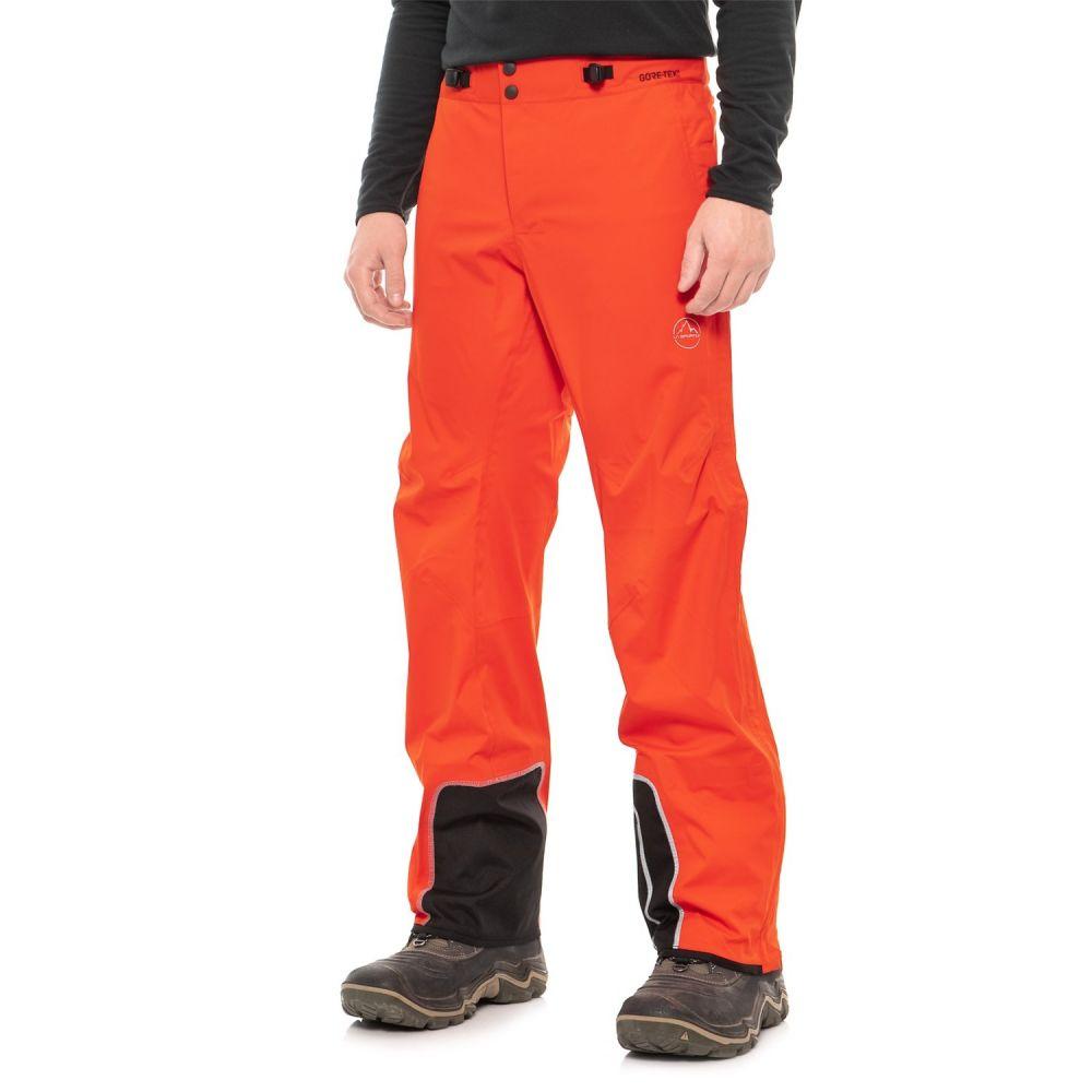 ラスポルティバ La Sportiva メンズ スキー・スノーボード ボトムス・パンツ【Storm Fighter 2.0 Gore-Tex Ski Pants - Waterproof】Flame