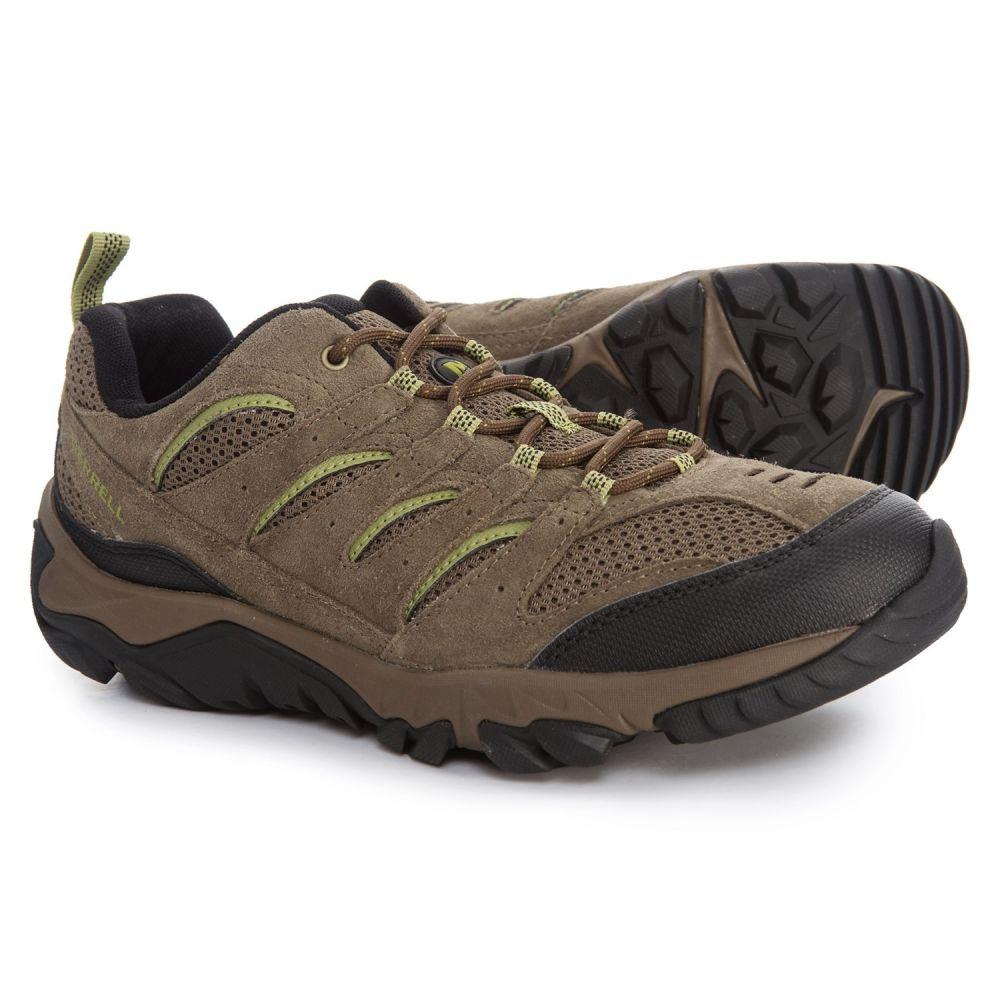 メレル Merrell メンズ ハイキング・登山 シューズ・靴【White Pine Vent Hiking Shoes】Canteen