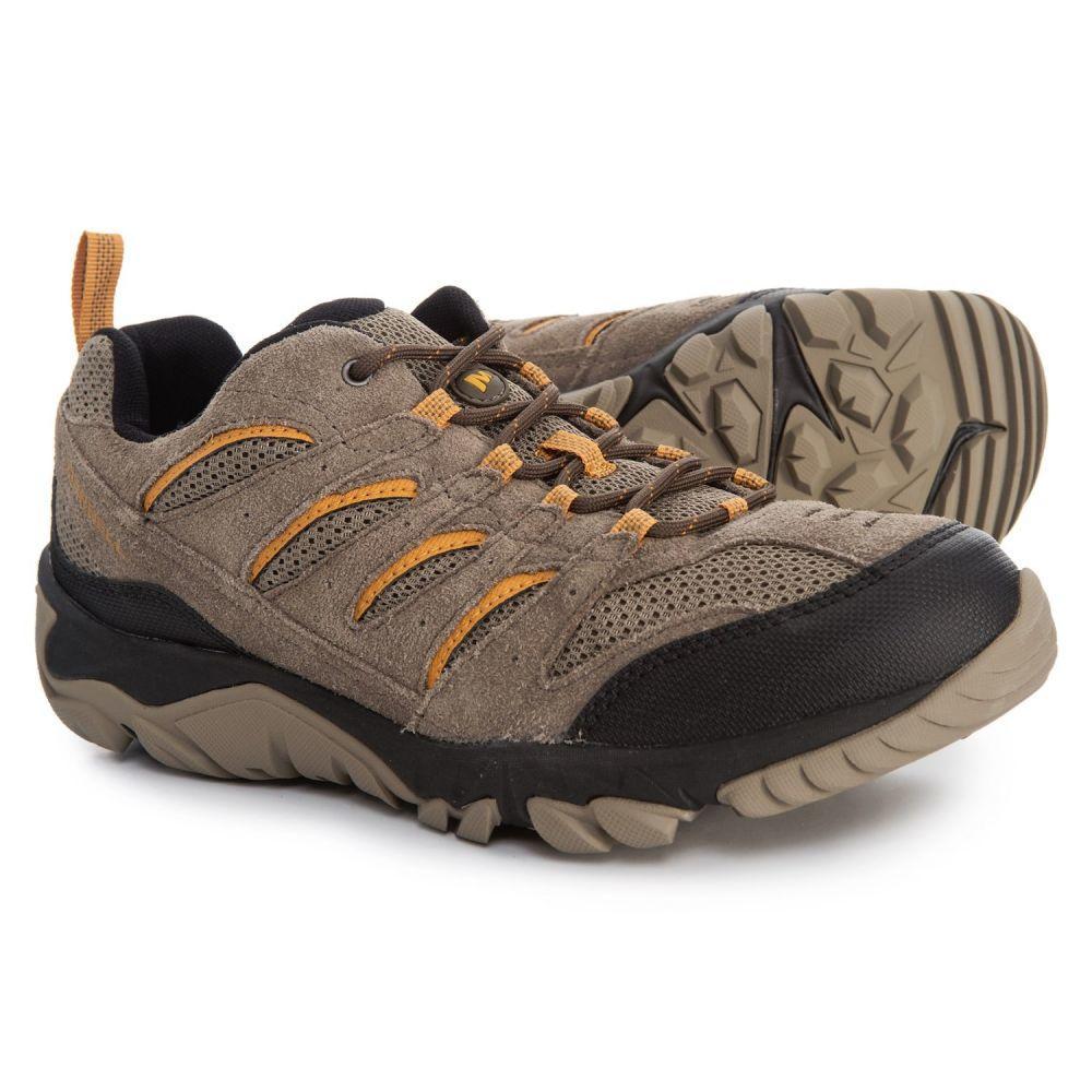 メレル Merrell メンズ ハイキング・登山 シューズ・靴【White Pine Vent Hiking Shoes】Boulder