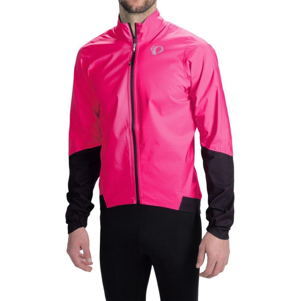 パールイズミ Pearl Izumi メンズ 自転車 アウター【ELITE WxB Cycling Jacket - Waterproof】Screaming Pink/Black