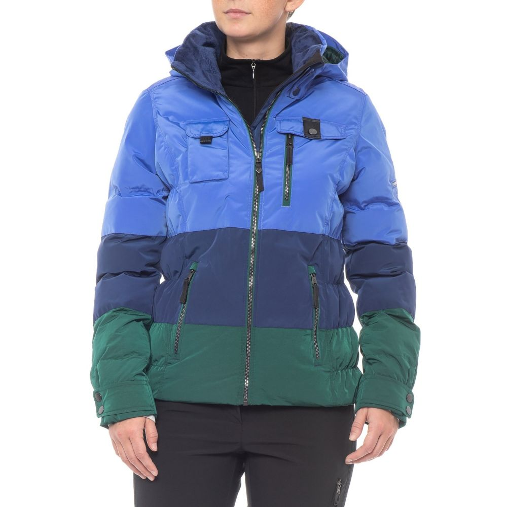 オバマイヤー Obermeyer レディース スキー・スノーボード アウター【Leighton Ski Jacket - Waterproof, Insulated】Alexandrite