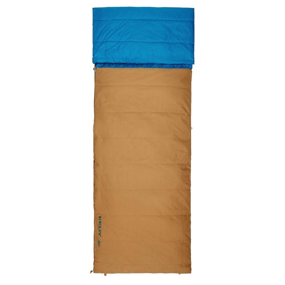 最新な ケルティ Kelty ユニセックス ケルティ ハイキング・登山【40F Sleeping Revival Sleeping - Bag - Rectangular】Canyon Brown, 生活発掘倶楽部:bd162bc1 --- bibliahebraica.com.br