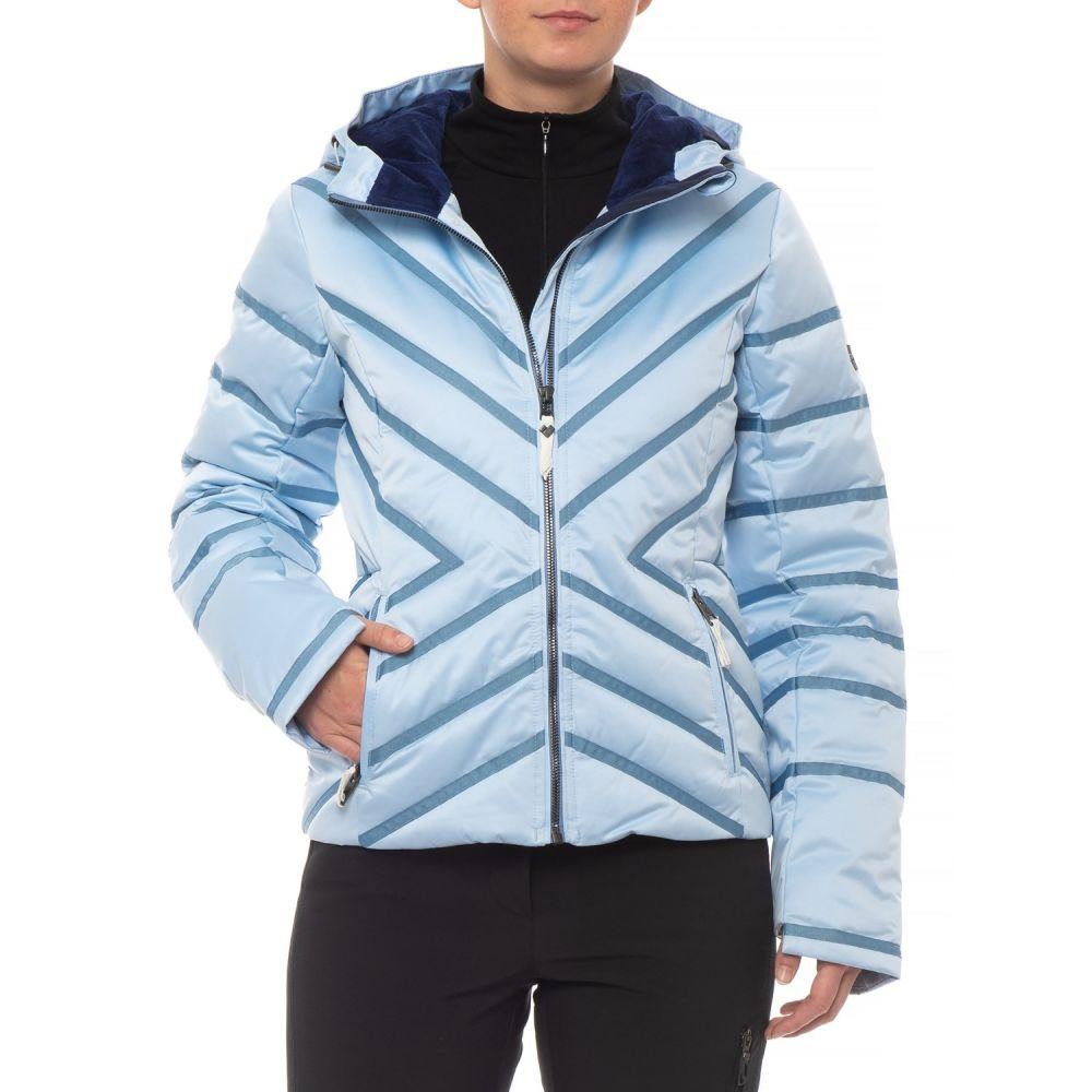 オバマイヤー Obermeyer レディース スキー・スノーボード アウター【Belle Down Jacket - Waterproof】Icescape Blue