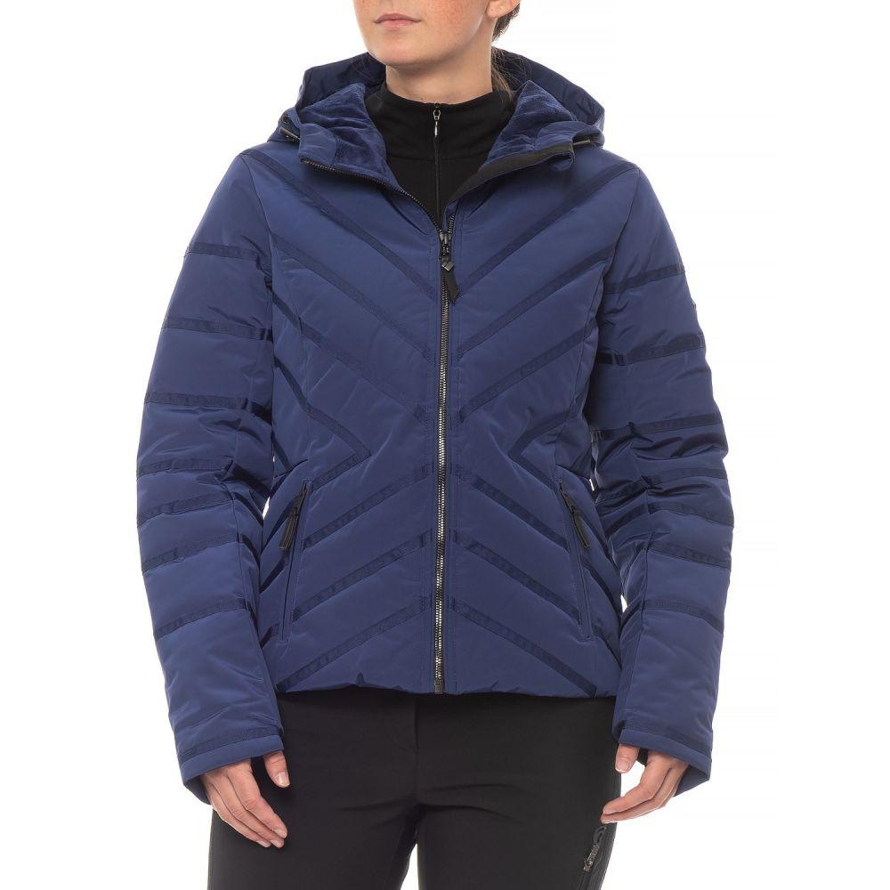 オバマイヤー Obermeyer レディース スキー・スノーボード アウター【Belle Down Jacket - Waterproof】Res At Midnight