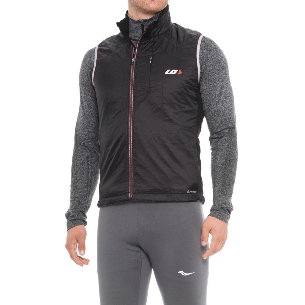 ルイガノ Louis Garneau メンズ 自転車 トップス【Alpha Polartec Cycling Vest】Black/Red