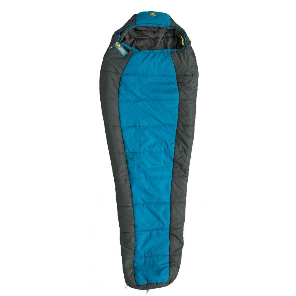 マウンテンスミス Mountainsmith ユニセックス ハイキング・登山【0F Crestone Sleeping Bag - Mummy】Deep Blue