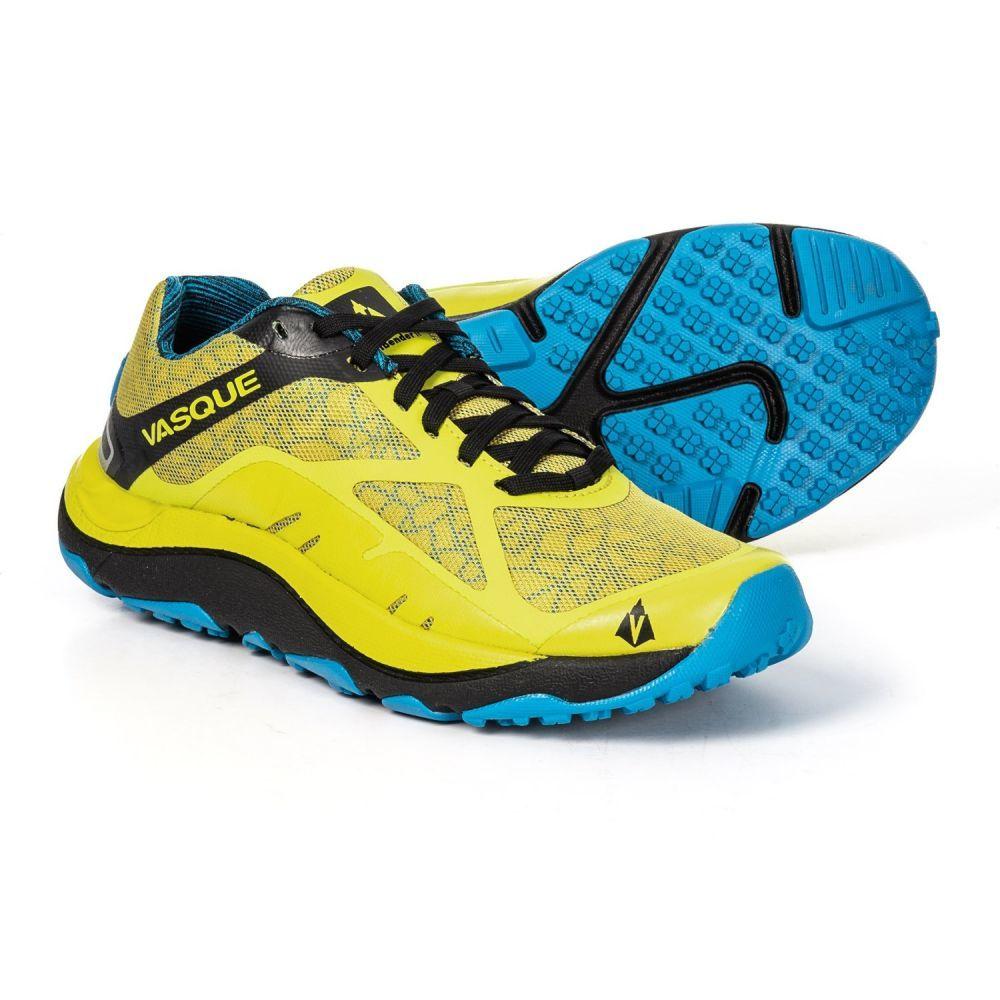 バスク Vasque メンズ ランニング・ウォーキング シューズ・靴【Trailbender II Trail Running Shoes】Green Sheen/Methyl Blue