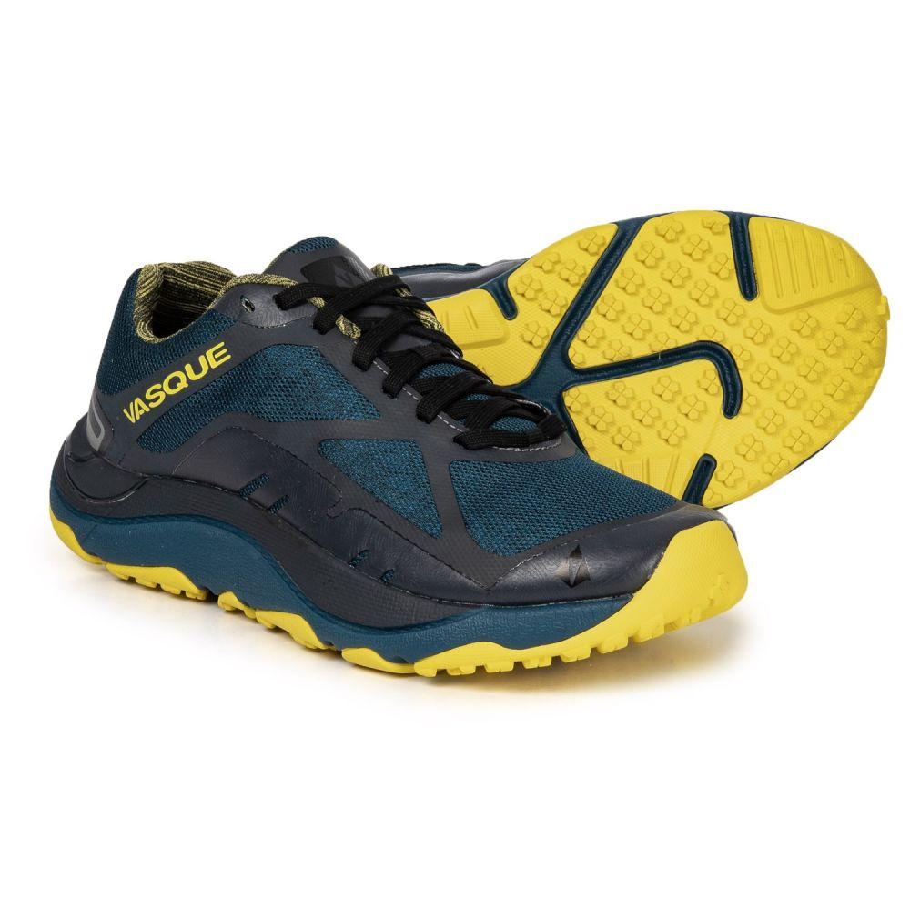 バスク Vasque メンズ ランニング・ウォーキング シューズ・靴【Trailbender II Trail Running Shoes】Shaded Spruce/Green Sheen