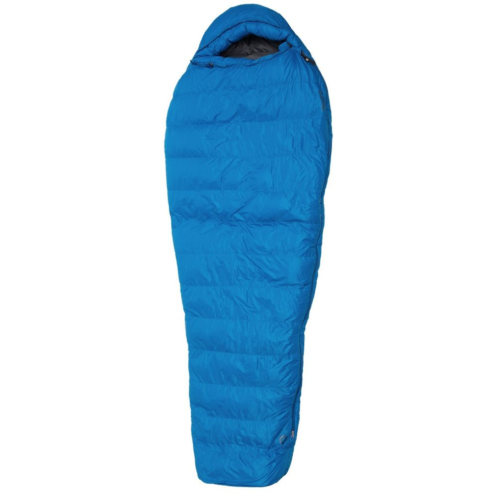 マーモット Marmot ユニセックス ハイキング・登山【15F Krypton Down Sleeping Bag - 800 Fill Power, Mummy, Long】Cobalt Blue