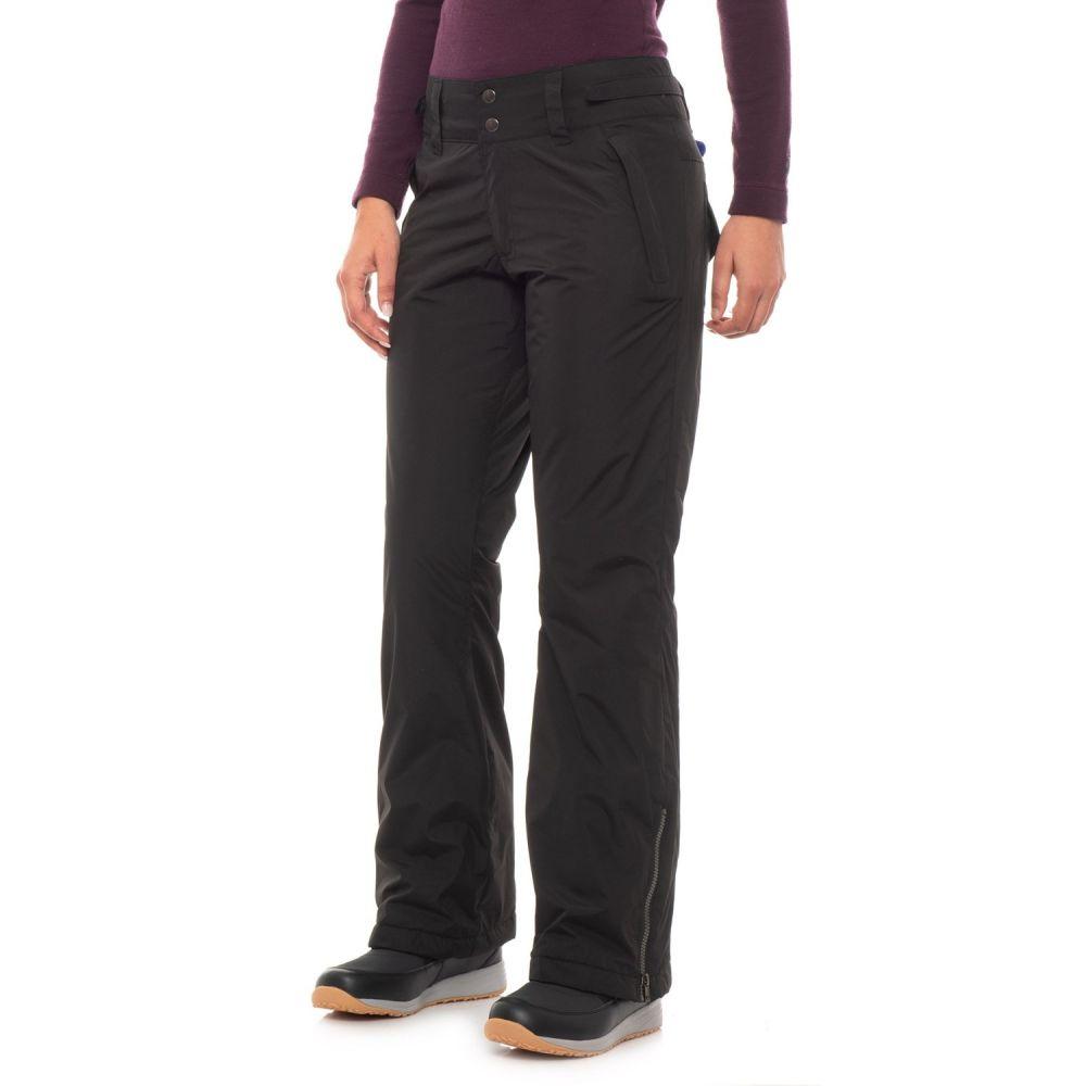 スケア Skea レディース スキー・スノーボード ボトムス・パンツ【Lapin Ski Pants - Insulated】Black