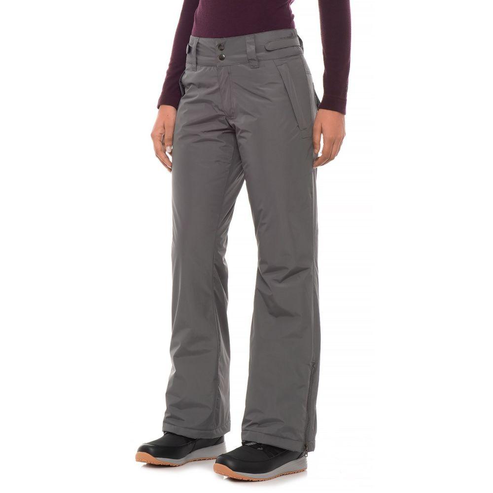 スケア Skea レディース スキー・スノーボード ボトムス・パンツ【Lapin Ski Pants - Insulated】Graphite
