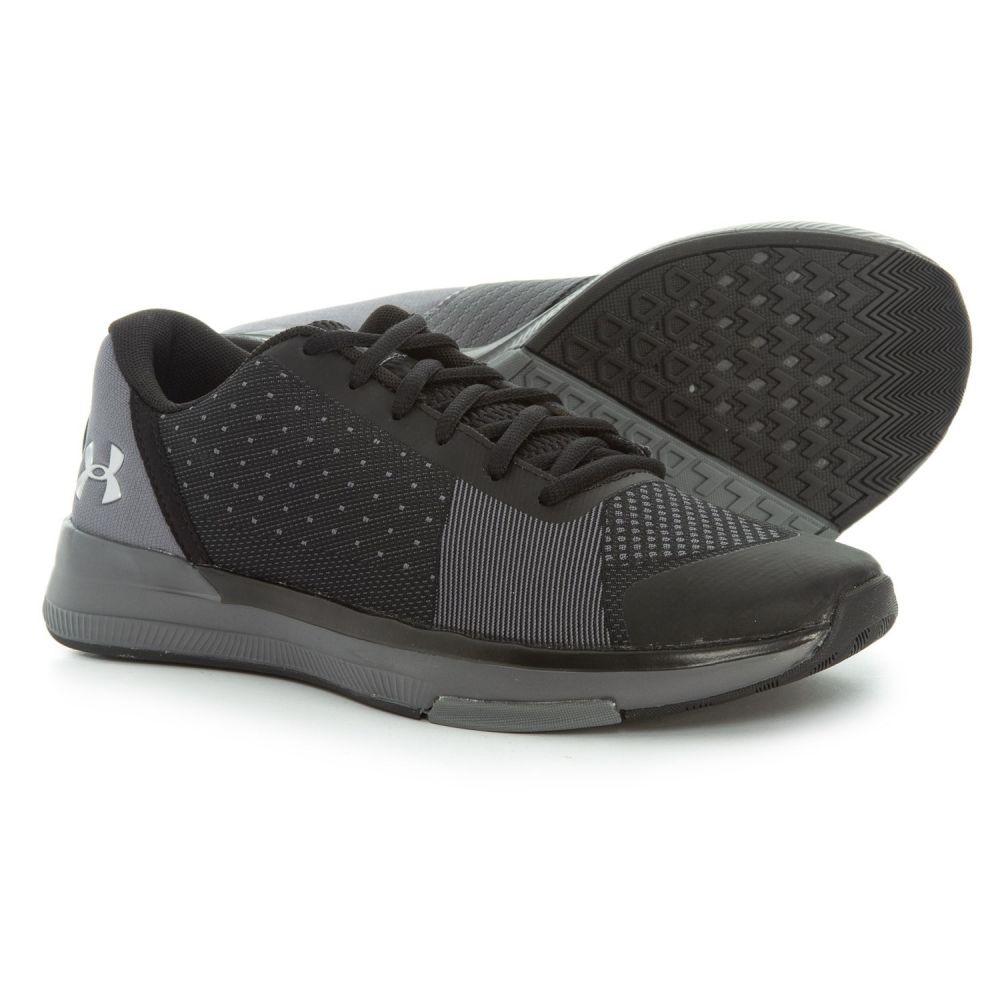 アンダーアーマー Under Armour レディース フィットネス・トレーニング シューズ・靴【Showstopper Training Shoes】Black/Graphite
