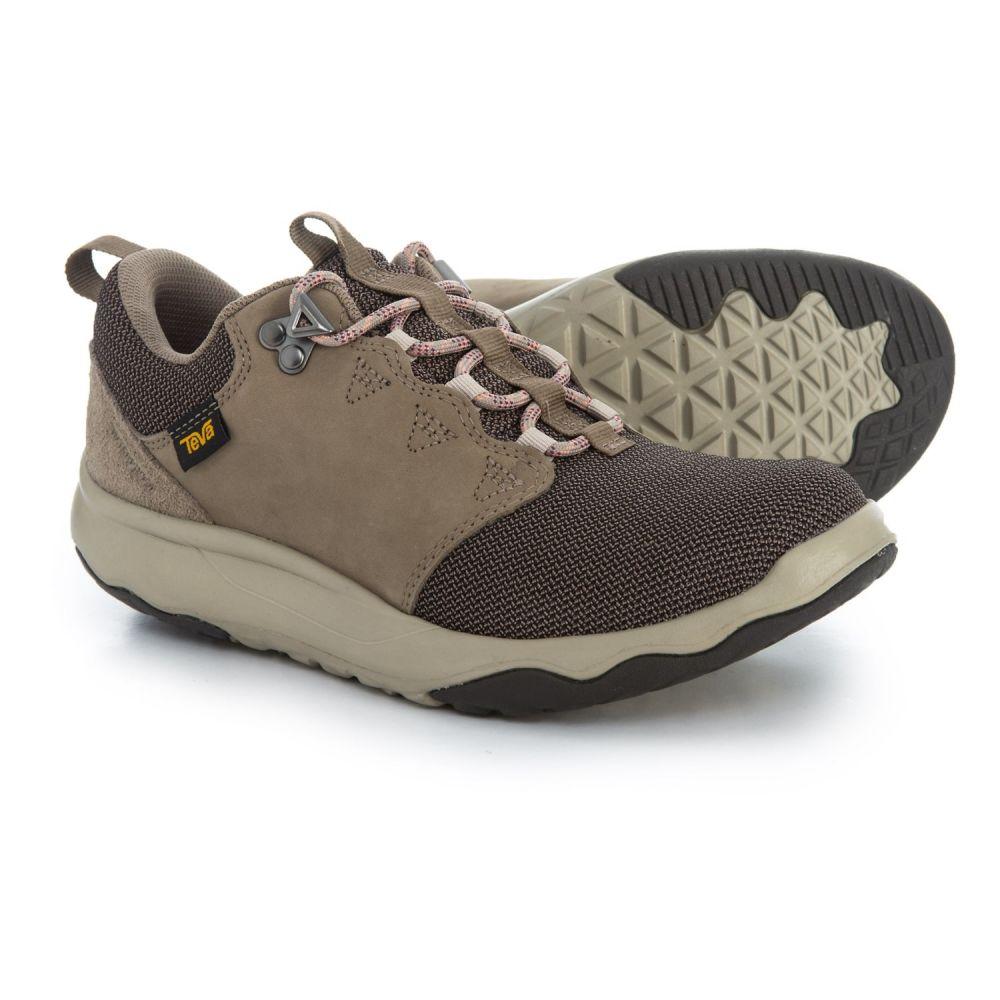 テバ Teva レディース ハイキング・登山 シューズ・靴【Arrowood Hiking Shoes - Waterproof】Walnut