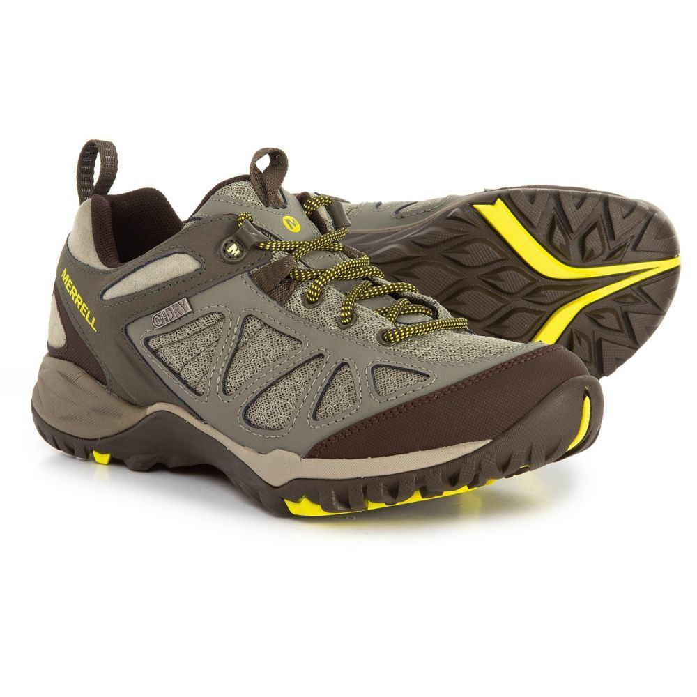 メレル Merrell レディース ハイキング・登山 シューズ・靴【Siren Sport Q2 Hiking Shoes - Waterproof】Dusty Olive