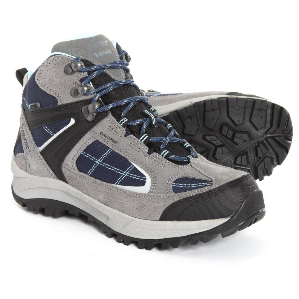 ハイテック Hi-Tec レディース ハイキング・登山 シューズ・靴【Altitude VI Lite II Mid I Hiking Boots - Waterproof】Blue