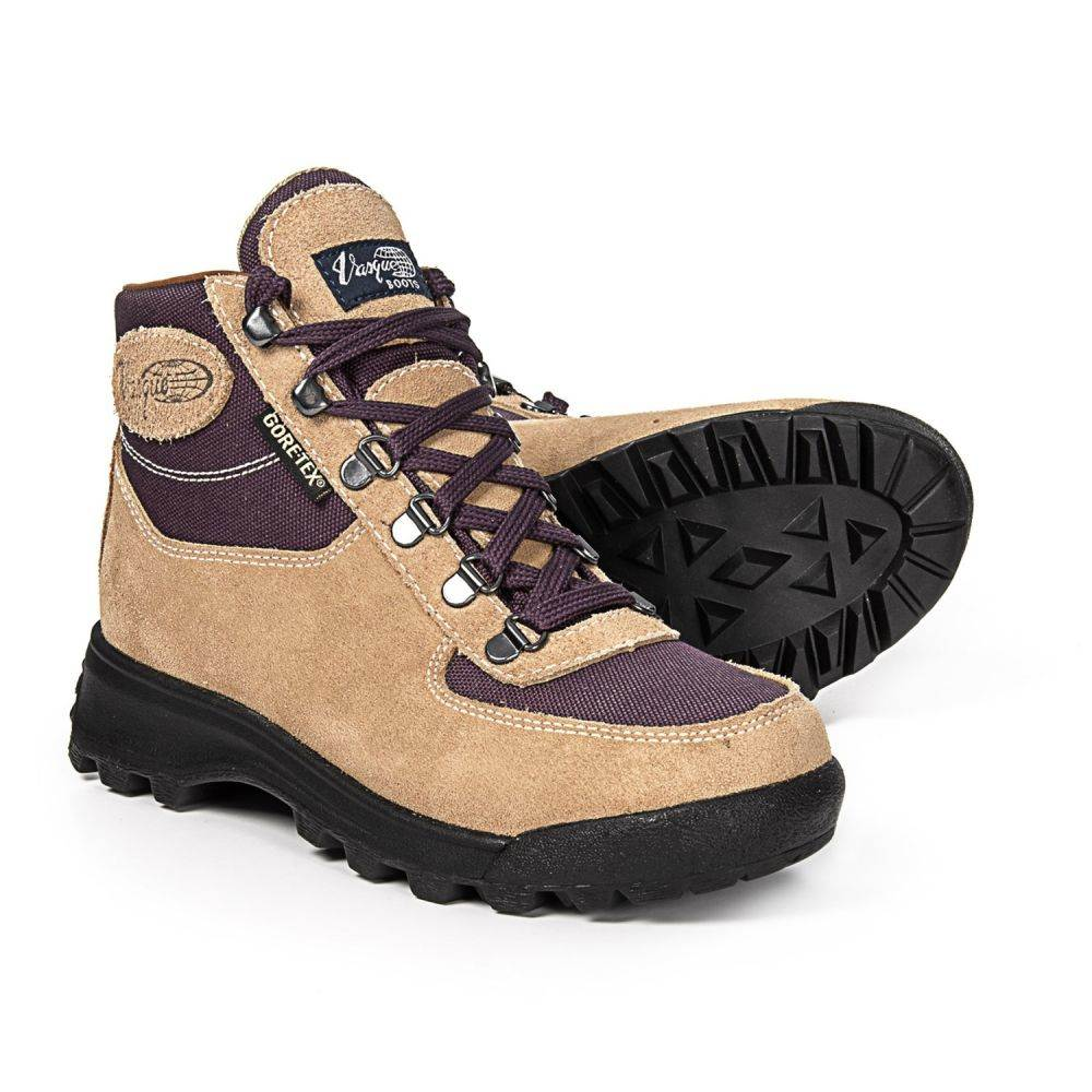 バスク Vasque レディース ハイキング・登山 シューズ・靴【Skywalk Gore-Tex Hiking Boots - Waterproof】Desert Sand/Plum Perfect