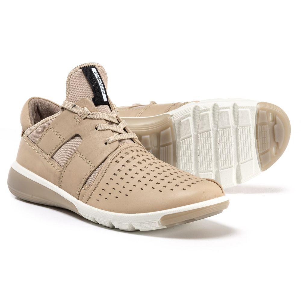 エコー ECCO レディース フィットネス・トレーニング シューズ・靴【Intrinsic 2 Training Sneakers】Oyester