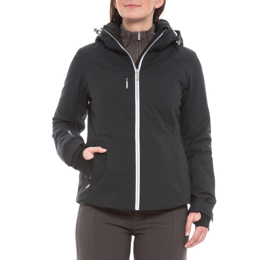 シンス Sunice レディース スキー・スノーボード アウター【Madison Mountain Ski Jacket - Waterproof, Insulated】Black
