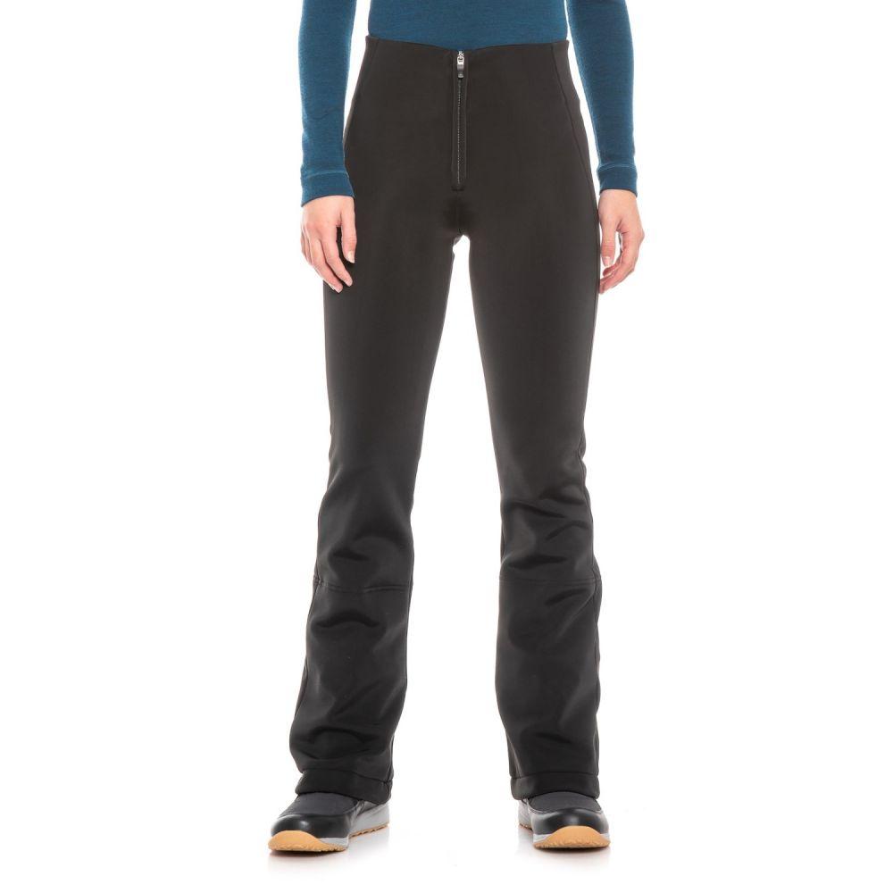 シンス Sunice レディース スキー・スノーボード ボトムス・パンツ【Piccolo Soft Shell Ski Pants】Black