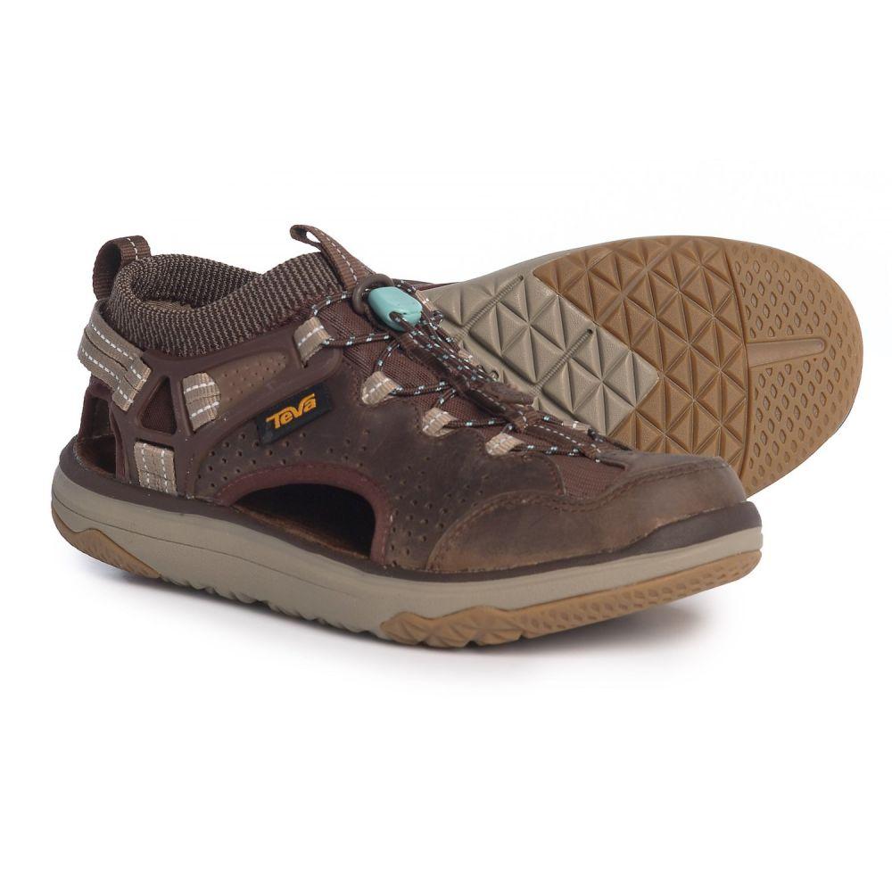 テバ Teva レディース シューズ・靴 ウォーターシューズ【Terra-Float Travel Water Shoes】Brown