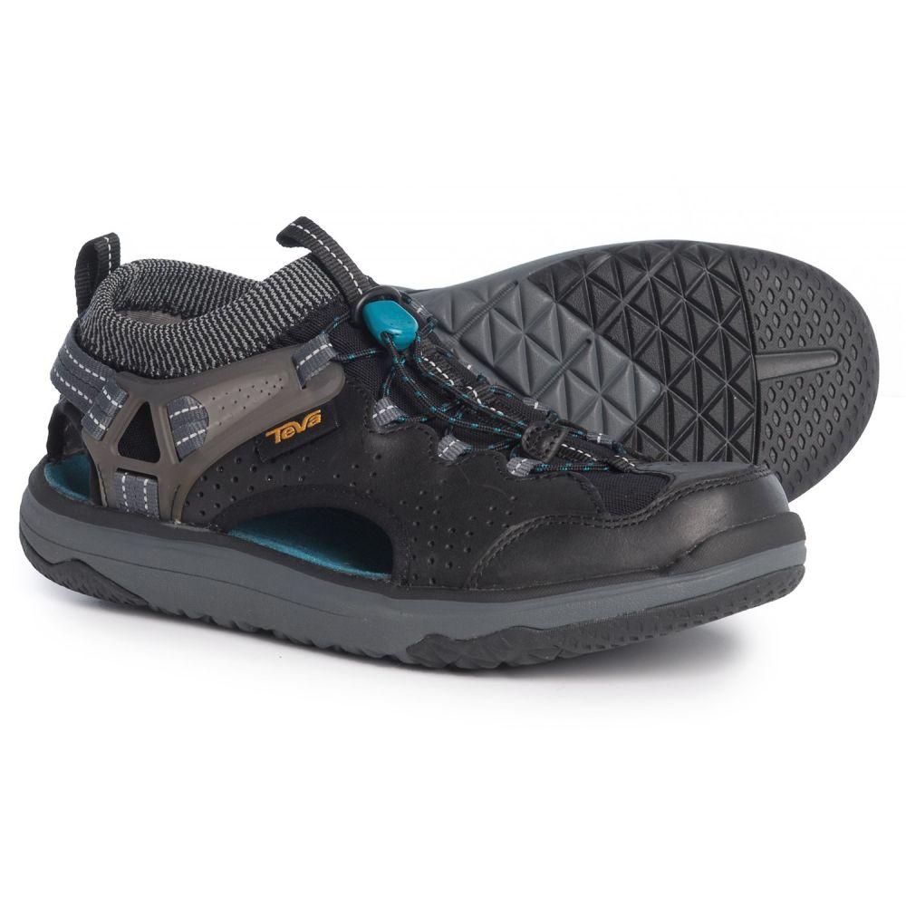 テバ Teva レディース シューズ・靴 ウォーターシューズ【Terra-Float Travel Water Shoes】Black