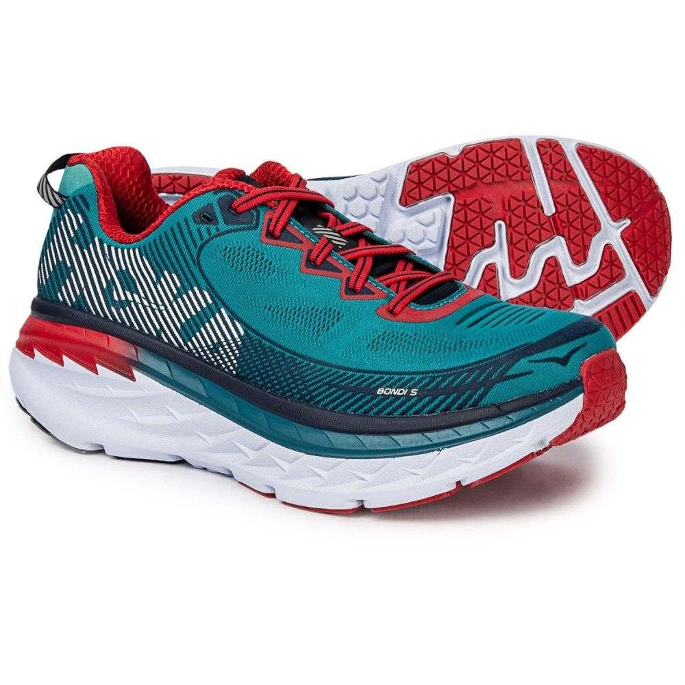 新着商品 ホカ One オネオネ Hoka One One Blue/Peacoat メンズ ランニング・ウォーキング シューズ Shoes】Tile・靴【Bondi 5 Running Shoes】Tile Blue/Peacoat, キタモロカタグン:d4133409 --- nba23.xyz