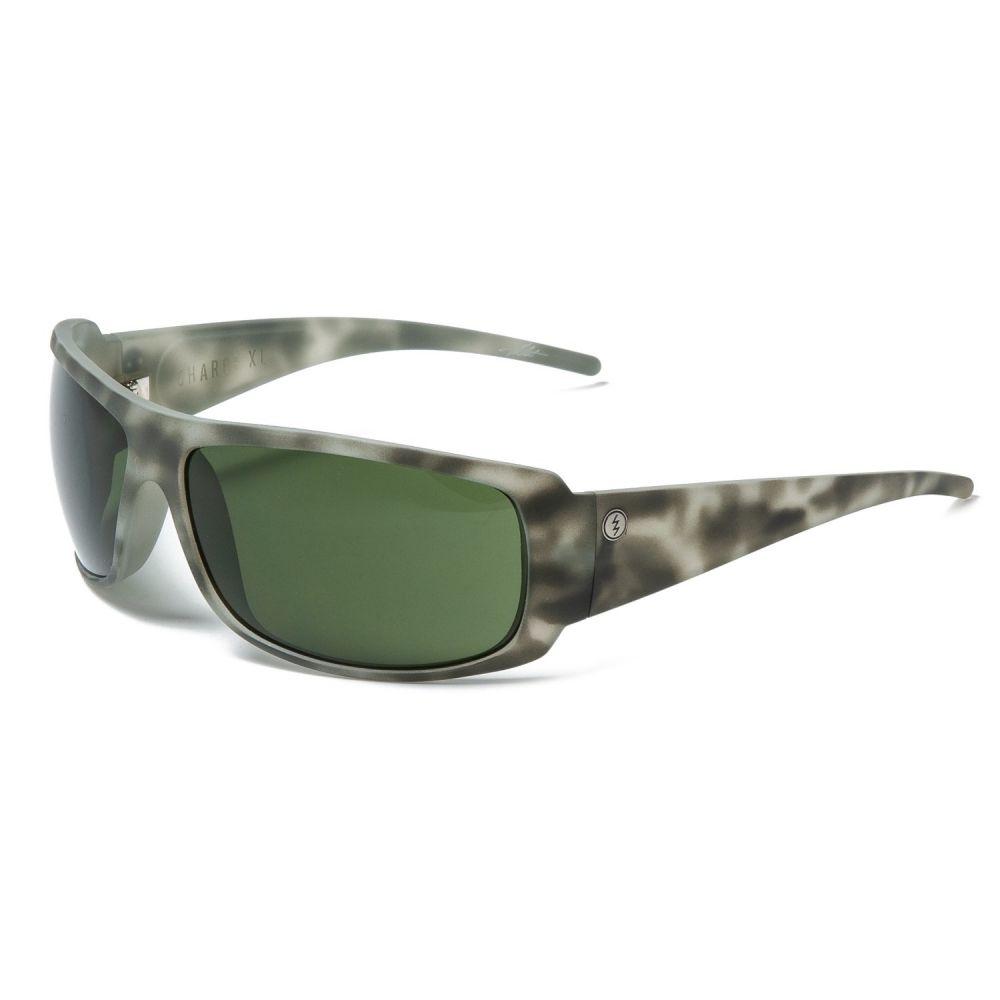 メガネ・サングラス 【Charge XL Ohm Lens Sunglasses】 エレクトリック Mason Tiger Grey/ メンズ Electric Ohm Grey