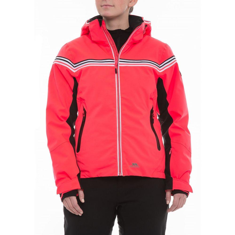 トレスパス Trespass レディース スキー・スノーボード アウター【Clarity DLX Ski Jacket - Waterproof, Insulated】Diva Pink