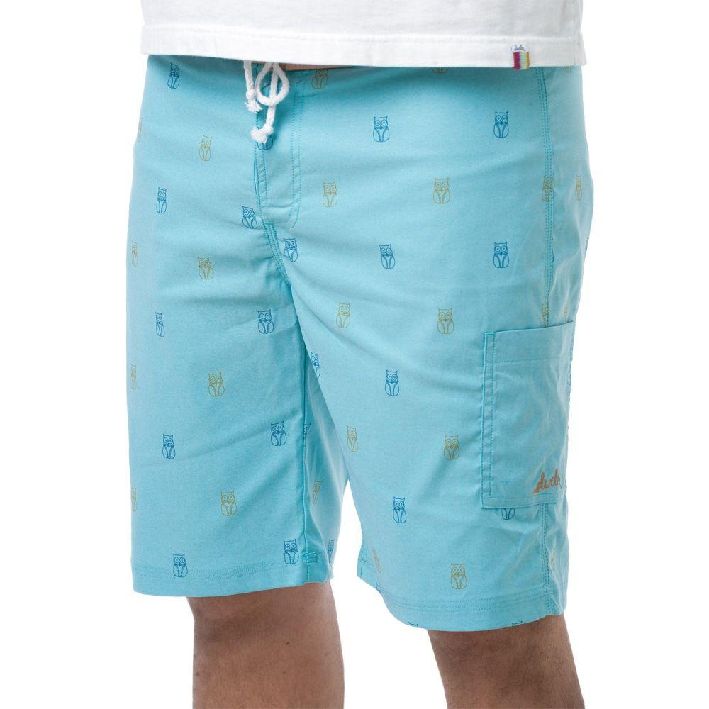 サルバドール SLVDR メンズ 水着・ビーチウェア 海パン【Cloud Chambray Boardshorts】Bright Blue