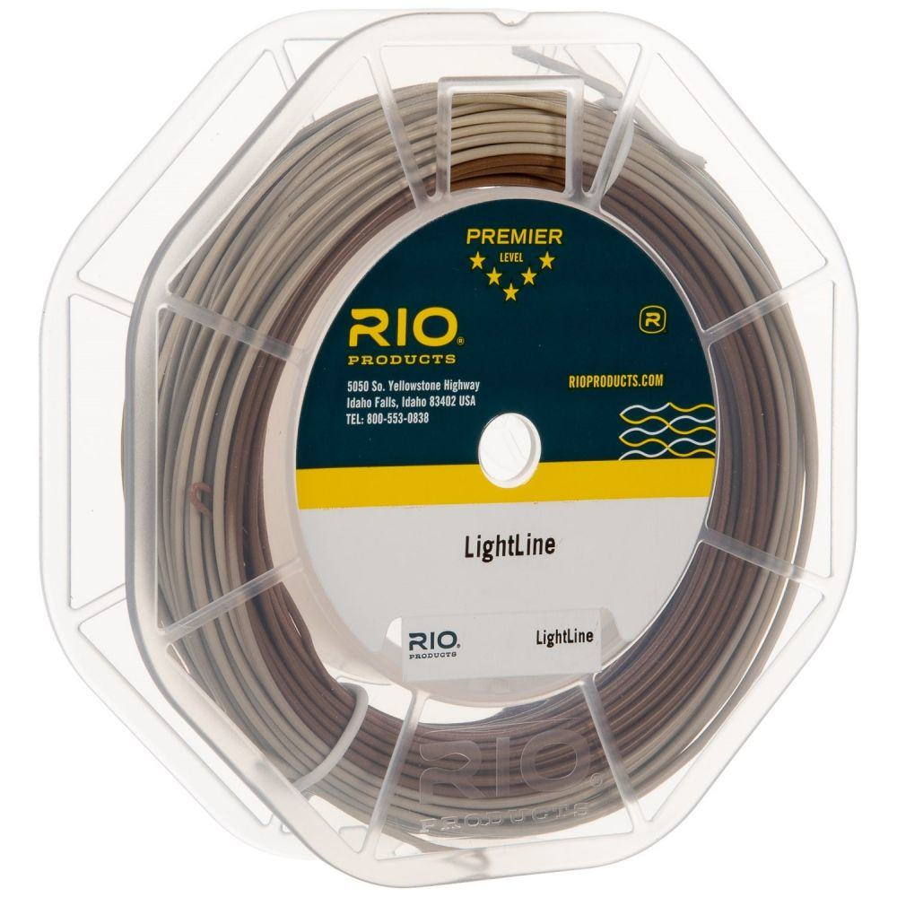 リオ Rio ユニセックス 釣り・フィッシング【Lightline Freshwater Fly Line - Weight Forward, 6wt】See Photo