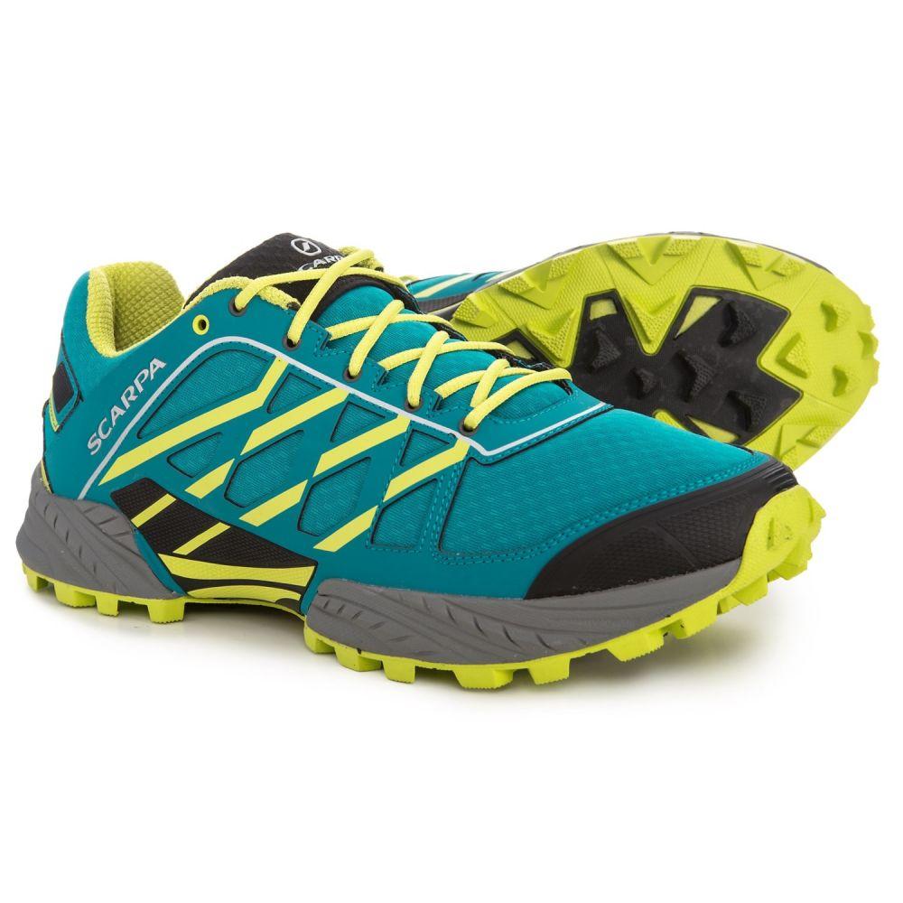 スカルパ Scarpa メンズ ランニング・ウォーキング シューズ・靴【Neutron Trail Running Shoes】Abyss/Lime