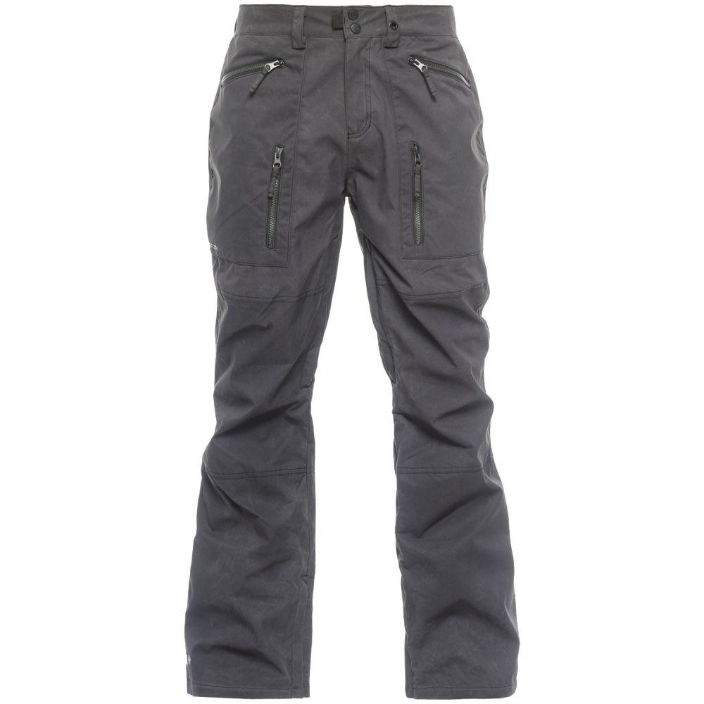 リップゾーン Ripzone メンズ スキー・スノーボード ボトムス・パンツ【Pitch Skinny Ski Pants - Waterproof】Black