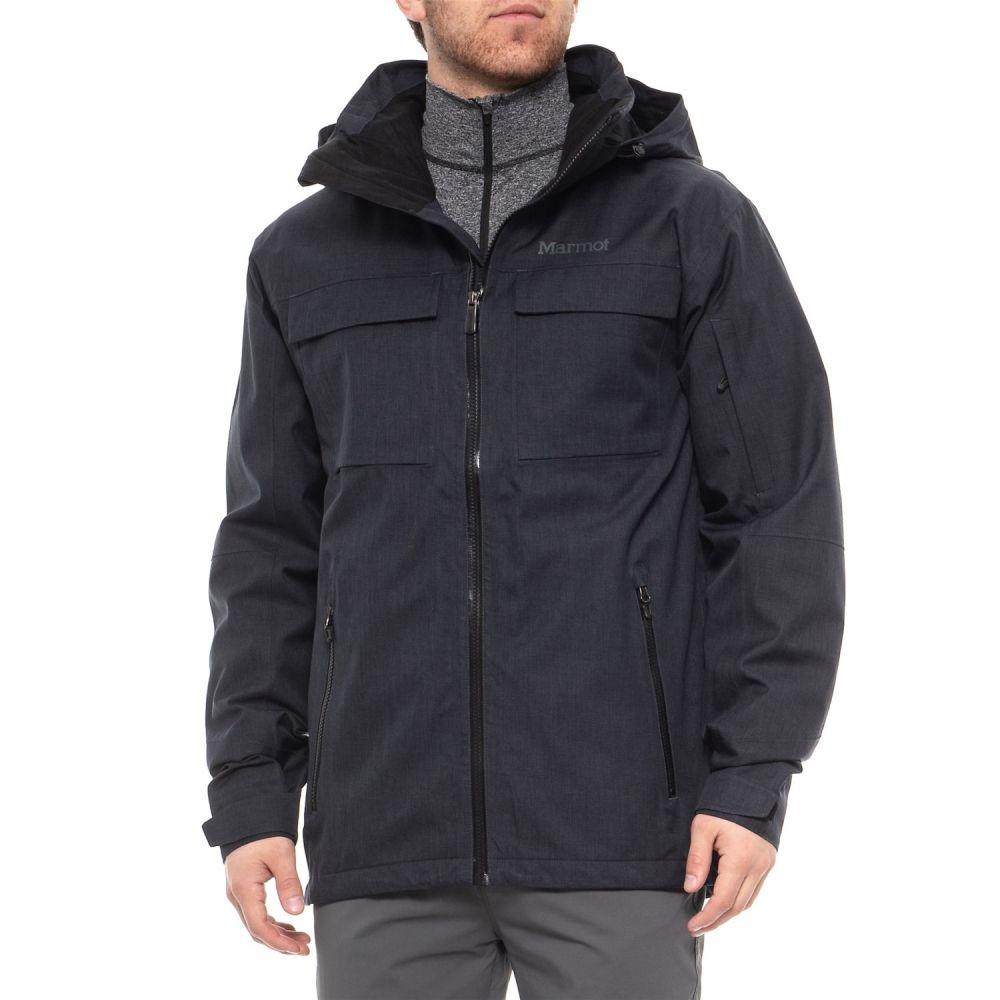 マーモット Marmot メンズ スキー・スノーボード アウター【Radius Ski Jacket - Waterproof】Black