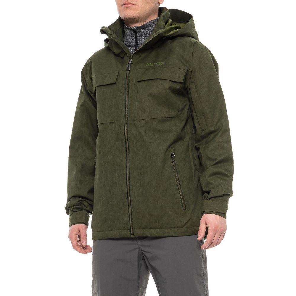 マーモット Marmot メンズ スキー・スノーボード アウター【Radius Ski Jacket - Waterproof】Rosin Green