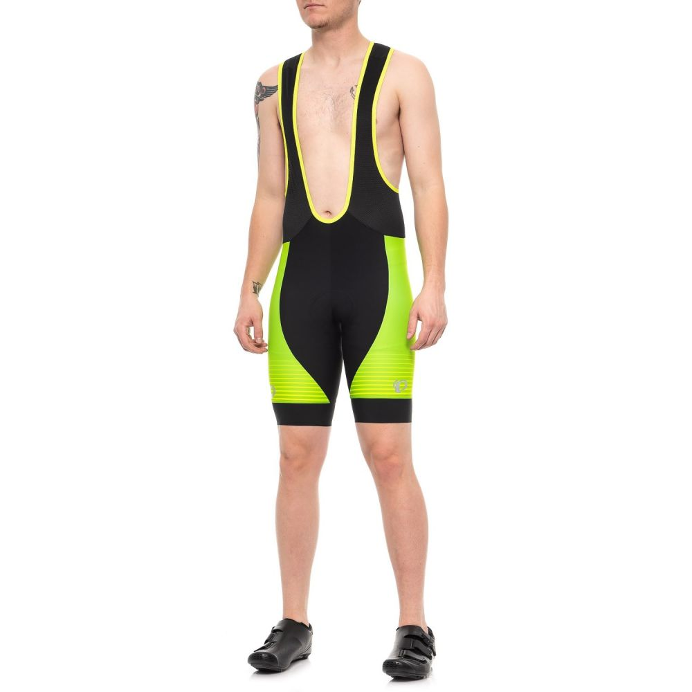 【10%OFF】 パールイズミ Pearl Izumi メンズ Pearl 自転車 ボトムス・パンツ【P.R.O. メンズ Pursuit Izumi Graphic Cycling Bib Shorts】Atomic Blue Diffuse, 山之口町:5b60f302 --- canoncity.azurewebsites.net