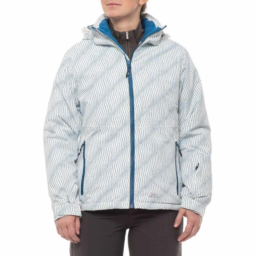トレスパス Trespass レディース スキー・スノーボード アウター【Ravella TP 50 Ski Jacket- Insulated】Indigo
