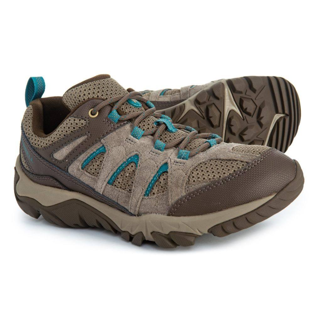 メレル Merrell レディース ハイキング・登山 シューズ・靴【Outmost Vent Hiking Shoes】Boulder