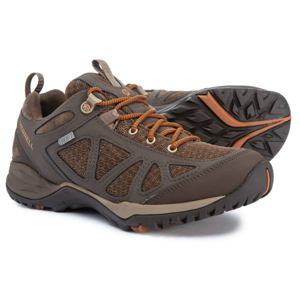 メレル Merrell レディース ハイキング・登山 シューズ・靴【Siren Sports Q2 Hiking Shoes - Waterproof, Leather】Slate Black