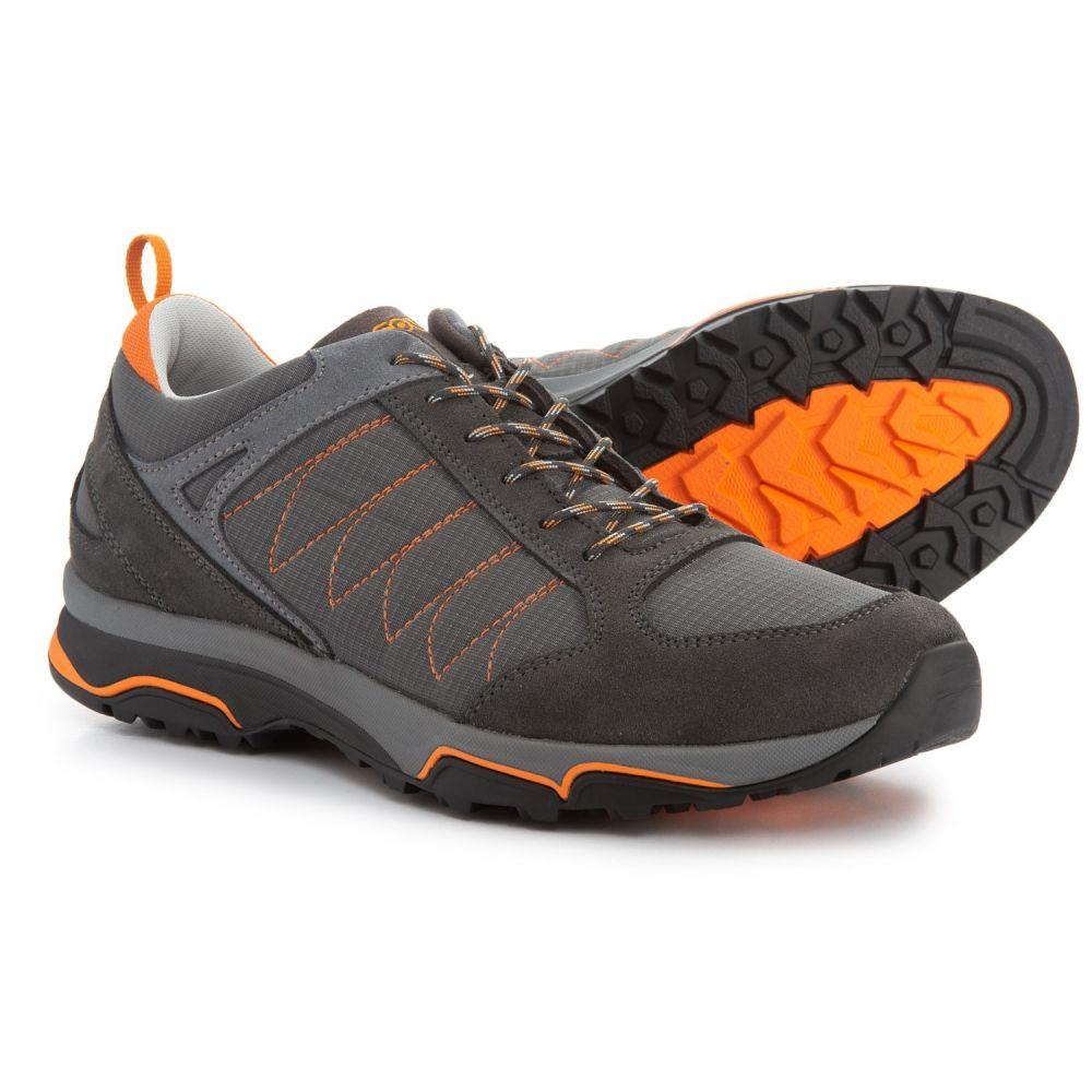 アゾロ Asolo メンズ ハイキング・登山 シューズ・靴【Sword Hiking Shoes】Graphite/Graphite