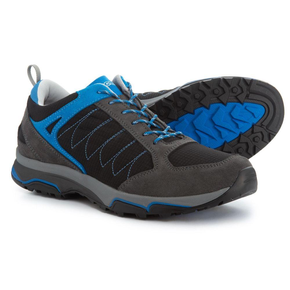 アゾロ Asolo メンズ ハイキング・登山 シューズ・靴【Sword Hiking Shoes】Graphite/Black