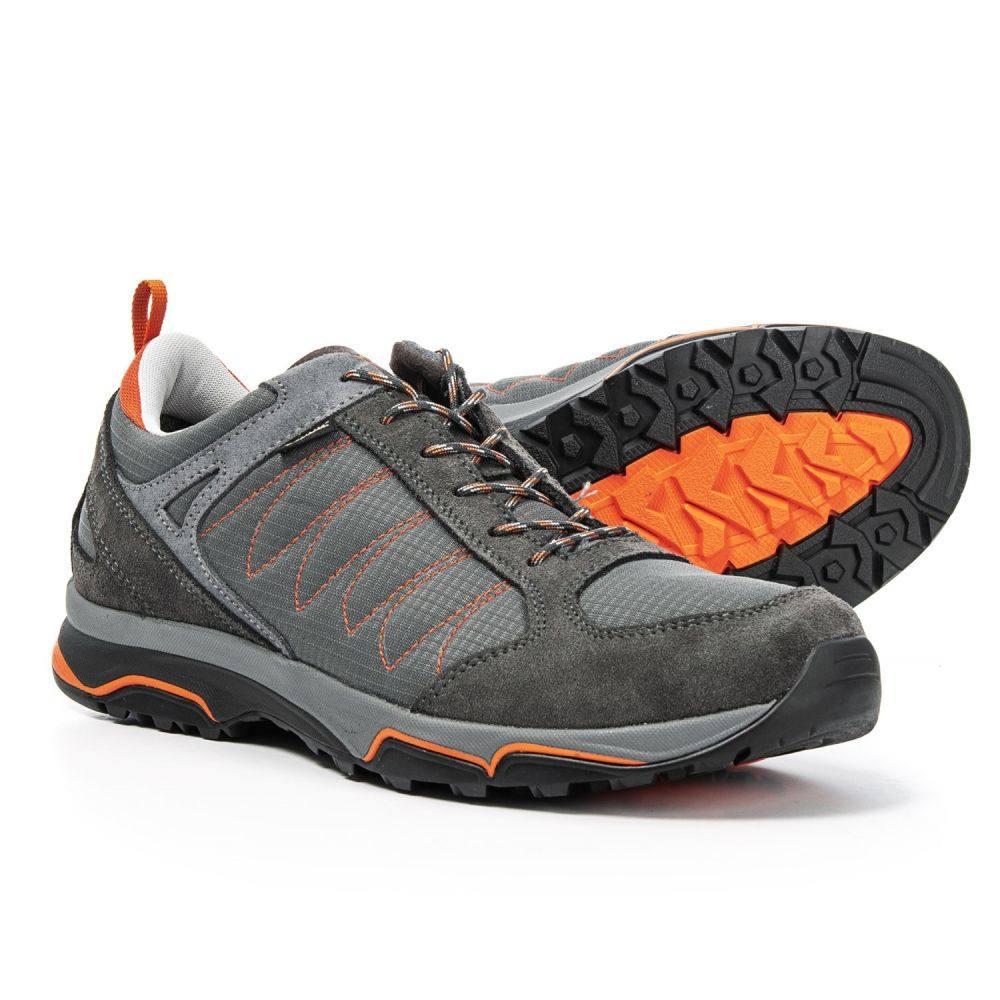 アゾロ Asolo メンズ ハイキング・登山 シューズ・靴【Sword GV Gore-Tex Hiking Shoes】Graphite/Graphite