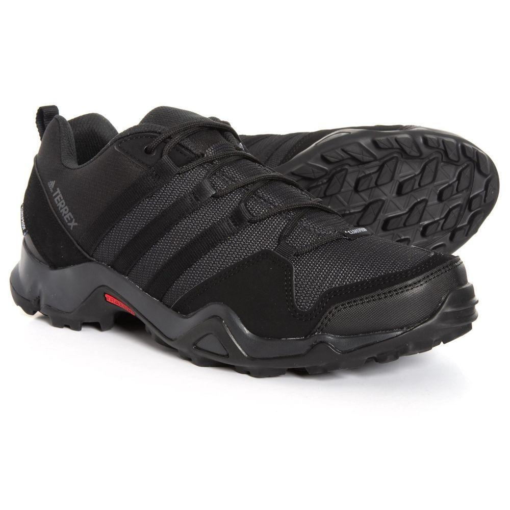 アディダス adidas メンズ ハイキング・登山 シューズ・靴【Terrex AX2 ClimaProof Hiking Shoes - Waterproof】Black/Black/Carbon
