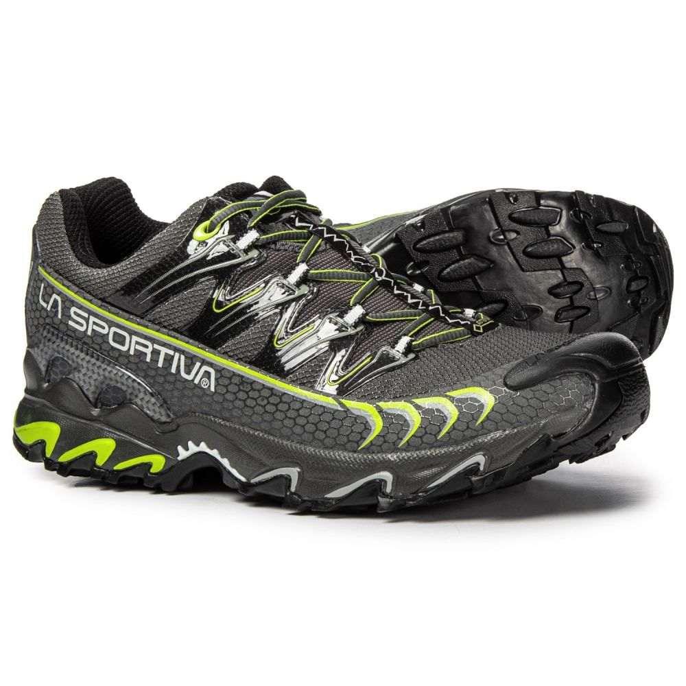 2019年春の ラスポルティバ Sportiva La Sportiva メンズ メンズ ランニング・ウォーキング シューズ・靴【Ultra Raptor Raptor Gore-Tex Trail Running Shoes - Waterproof】Grey/Green, カヅサマチ:771d9454 --- nba23.xyz