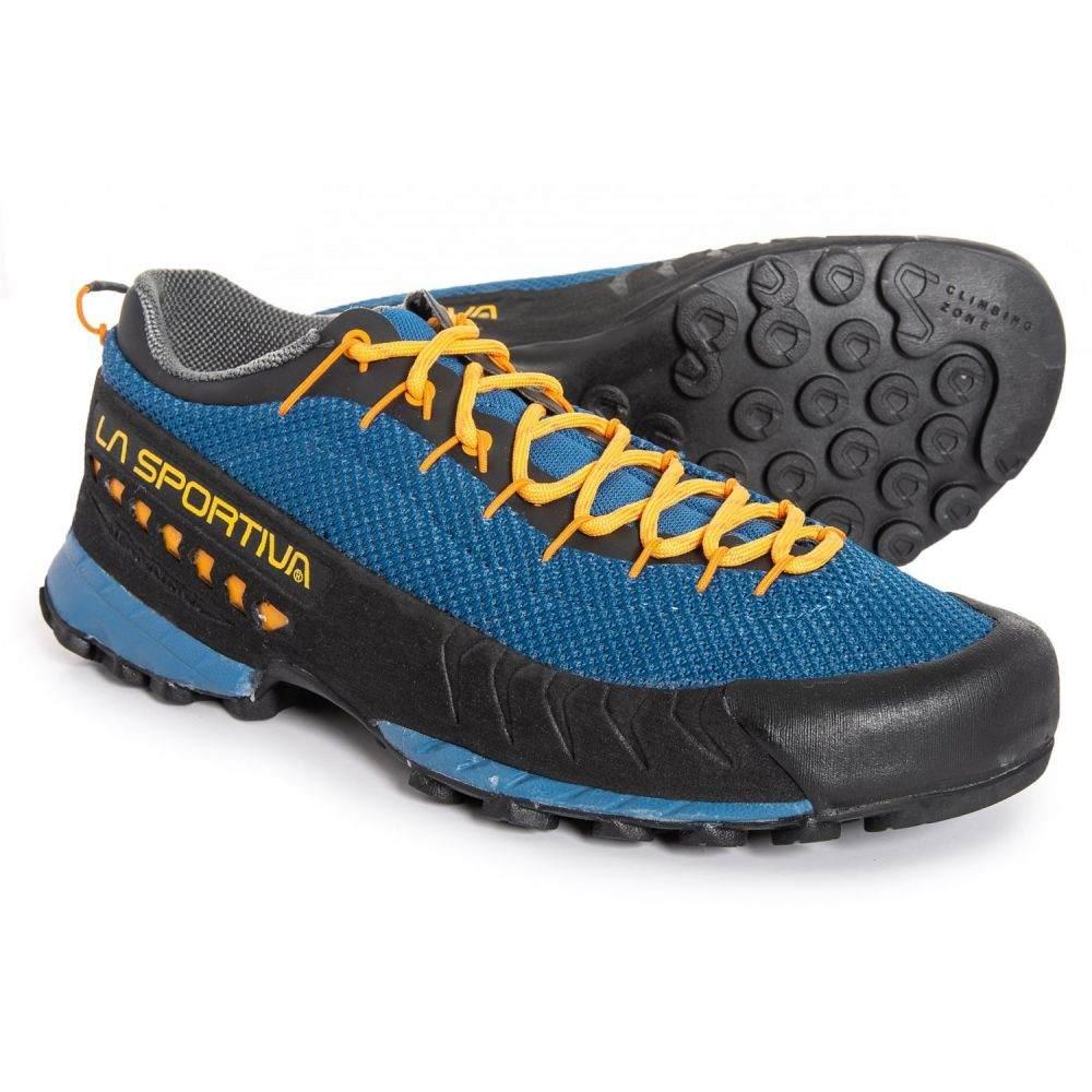 ラスポルティバ La Sportiva メンズ ハイキング・登山 シューズ・靴【TX3 Hiking Shoes】Blue/Papaya