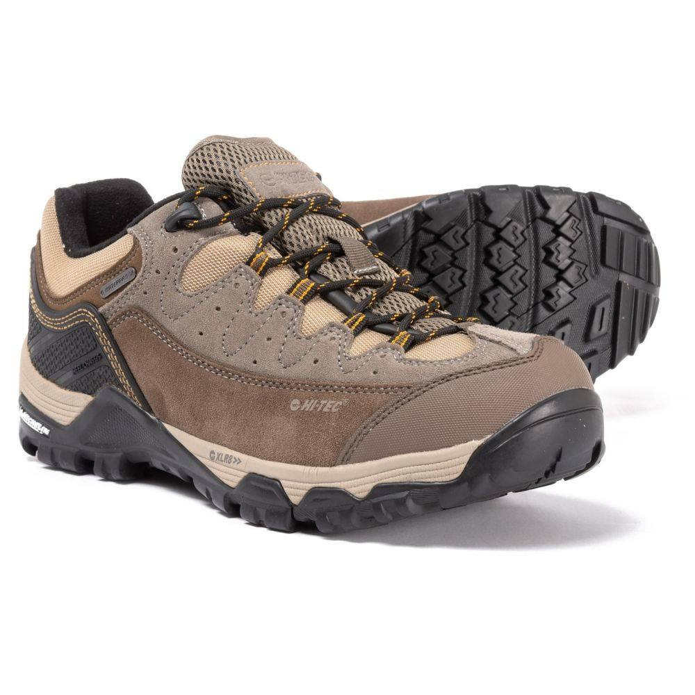 ハイテック Hi-Tec メンズ ハイキング・登山 シューズ・靴【Ox Belmont Low I Hiking Shoes - Waterproof】Tan