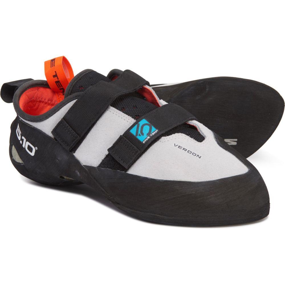 ファイブテン Five Ten メンズ クライミング シューズ・靴【Verdon VCS Climbing Shoes】Grey