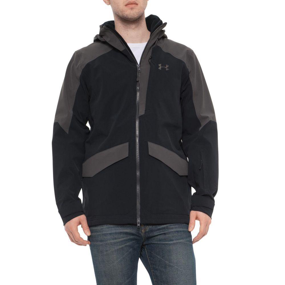 アンダーアーマー Under Armour メンズ スキー・スノーボード アウター【Boundless Ski Jacket - Waterproof】Black