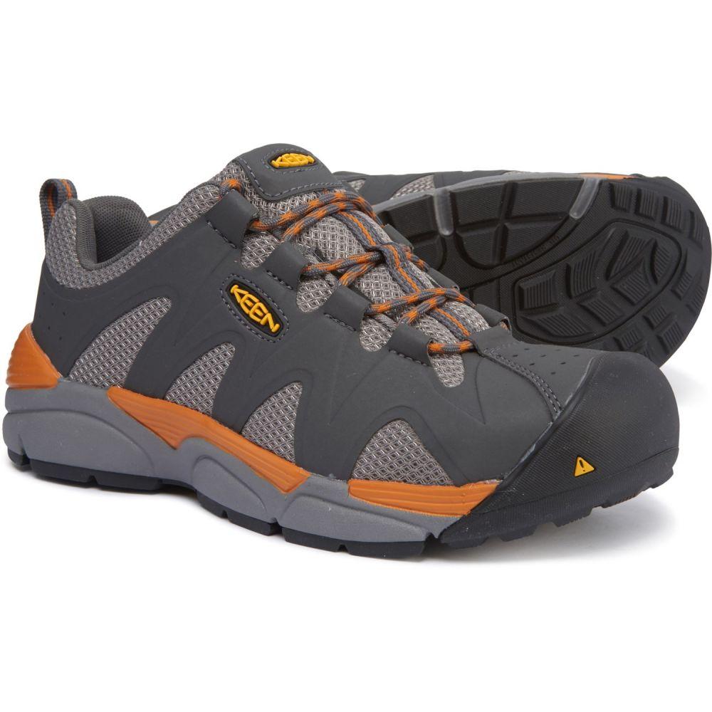 キーン Keen メンズ シューズ・靴 ブーツ【San Antonio Shoes - Safety Toe】Magnet/Desert Sun