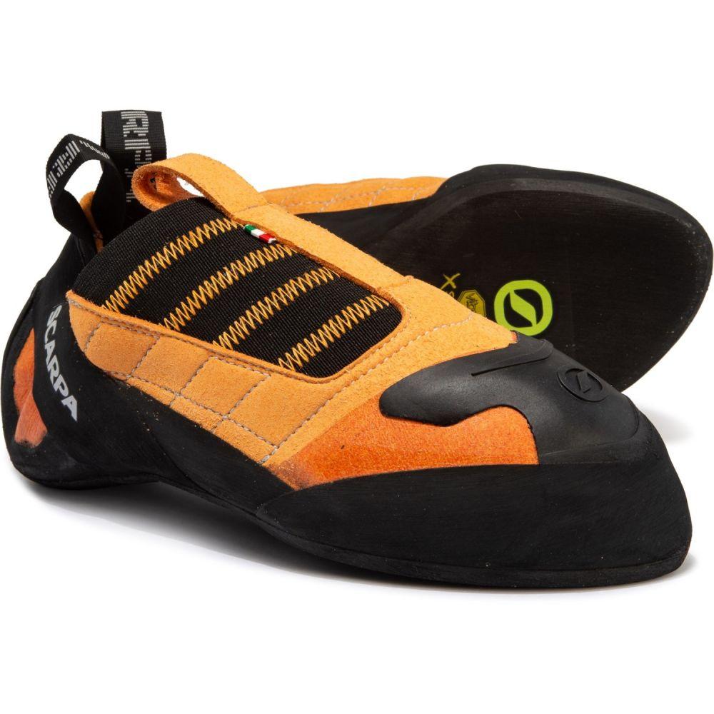 スカルパ Scarpa メンズ クライミング シューズ・靴【Instinct S Climbing Shoes】Orange