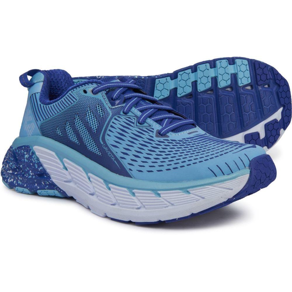 ホカ オネオネ Hoka One One レディース ランニング・ウォーキング シューズ・靴【Gaviota Trail Running Shoes】Sky Blue/Surf The Web